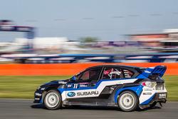 #11 斯巴鲁美国拉力车队 斯巴鲁 WRX STi: 斯韦勒·伊萨克森