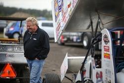 Steve Kinser, Tony Stewart Racing