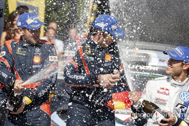 Herkese şampanya