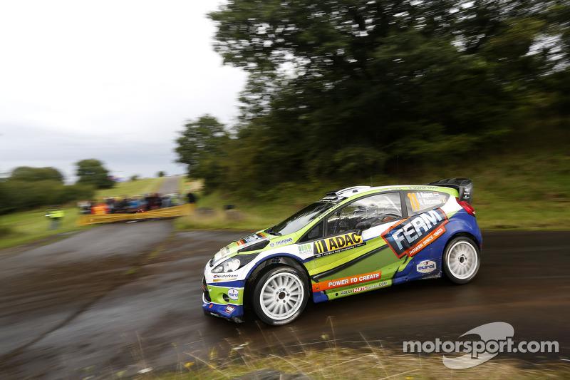 Dennis Kuipers ve Robin Buysmans, Ford Fiesta WRC