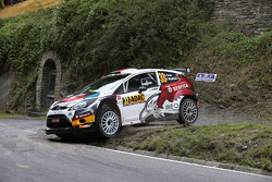 Bernardo Sousa and Hugo Magalhaes, Ford Fiesta RRC