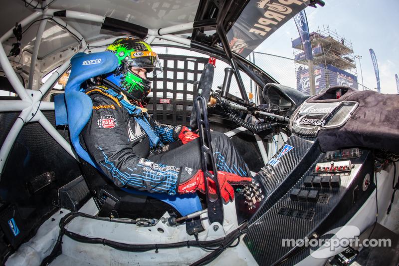 #14 Barracuda Racing Ford Fiesta ST: Austin Dyne