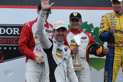 3. sıra- #27 Dempsey Racing Porsche 911 GT Amerika: Patrick Dempsey