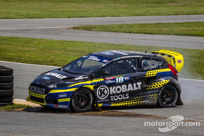 #18 Olsbergs MSE Ford Fiesta ST: Patrik Sandell