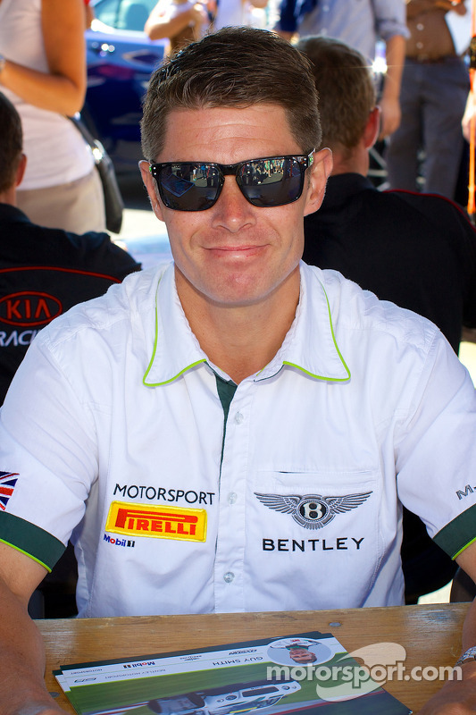 Guy Smith, Dyson Racing Bentley takımından