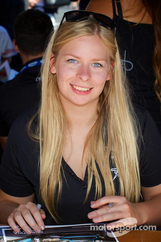 Christina Nielsen TRG-AMR Kuzey Amerika