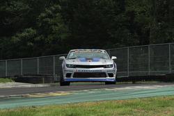 #9 Stevenson Motorsports 科迈罗 GS.R: 马特·贝尔. 安迪·拉利