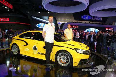 拉达发布新WTCC赛车