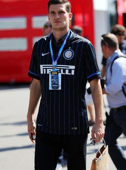 Fußballspieler von Inter Mailand