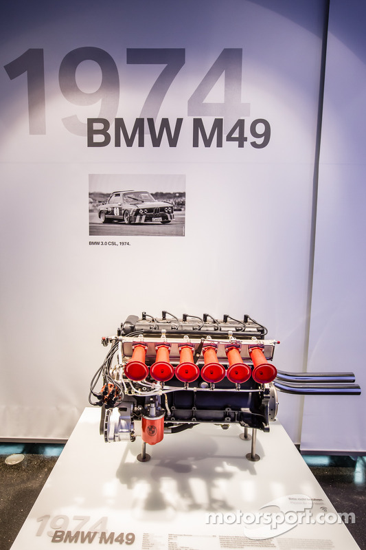 1974 BMW M49 engine