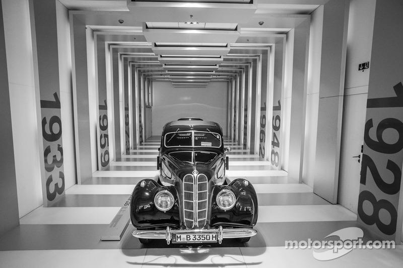 1939 BMW 335 at Visit of BMW Museum, Munich