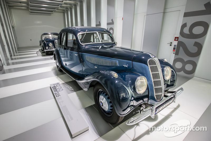 1939 Bmw 335 At Visit Of Bmw Museum Munich Automotive Photos