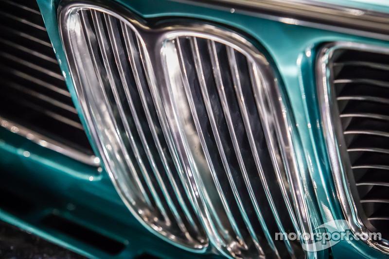 1971 BMW 3.0 CSi detail