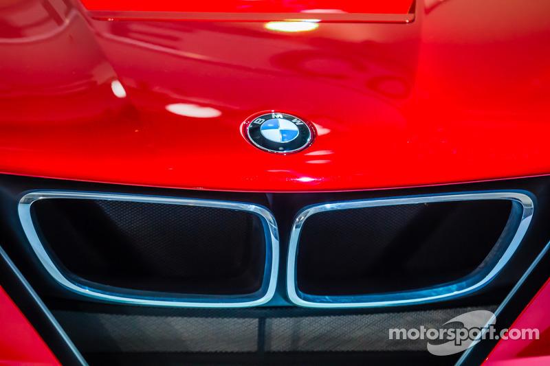 2008 BMW M1 Hommage detail