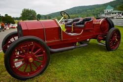 Sunday in the Park Concours con una Fiat Targa Florio Corsa del 1907