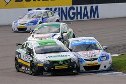 Simon Belcher, Handy Motorsport ve Dan Welch, STP Racing ve Sopp + Sopp