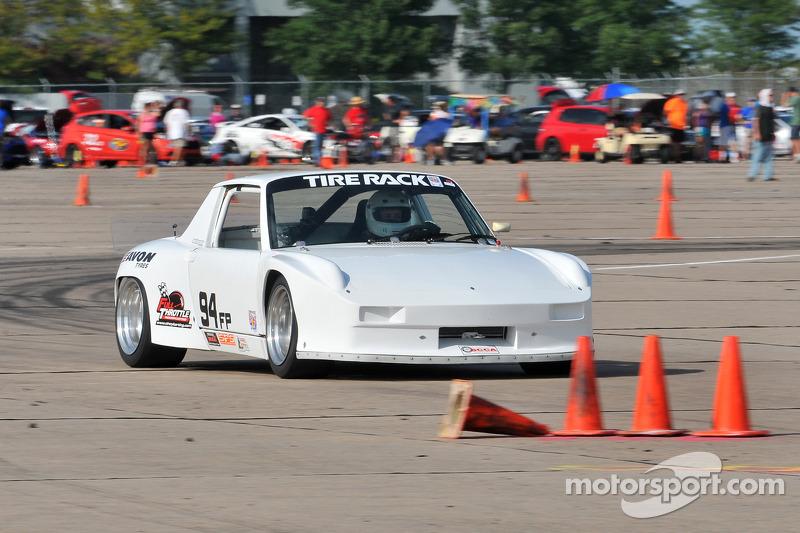#94 Porsche 914/6: Dave Montgomery