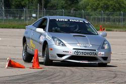 #96 Toyota Celica: Laura Harbour