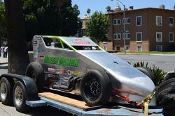 Voiture Sprint Car de Damion Gardner