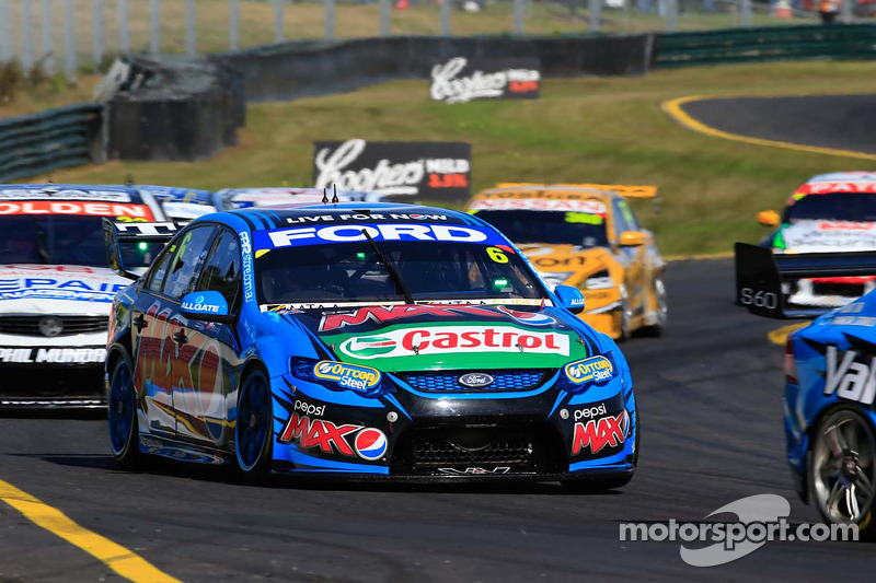 Chaz Mostert ve Paul Morris, Ford Performance Racing