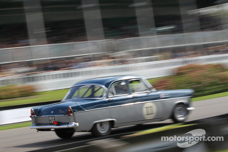 1959 Ford Zodiac MKII: Mark Blundell