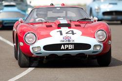 Джо Бемфорд- 1963 - Ferrari 250 GTO/64