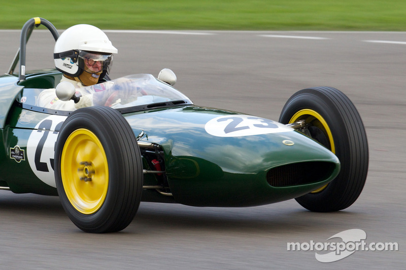 Frederico Buratti - 1961 -  Lotus-Climax 21
