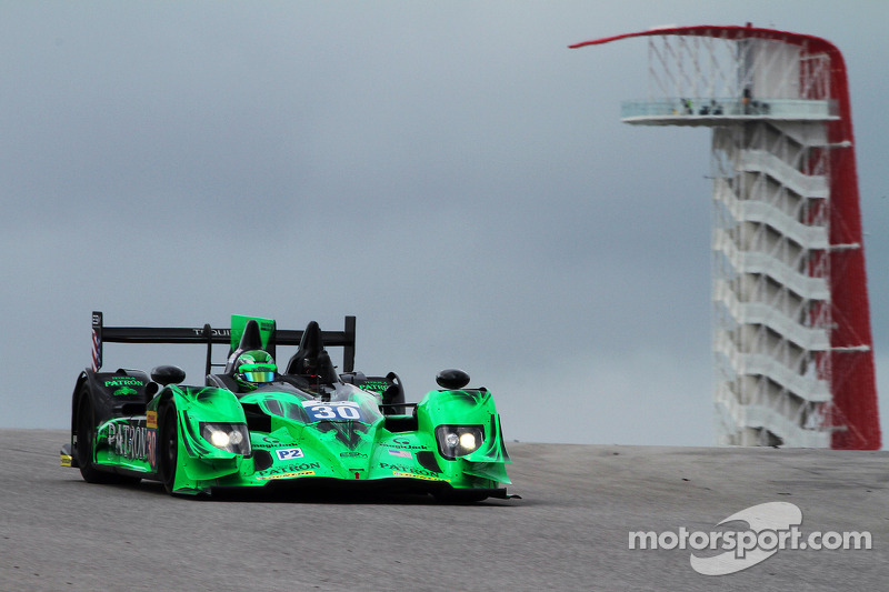 #30 Extreme Speed Motorsports HPD ARX 03b - Honda: Scott Sharp, Ryan Dalziel, Ed Brown