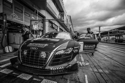 #3 Audi Belçika Klübü, WRT Audi R8 LMS Ultra Takımı: James Nash, Frank Stippler, Marc Basseng