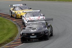 #24 Reiter Engineering 雪佛兰 科迈罗 GT: Albert von Thurn und Taxis, 托马斯·恩格