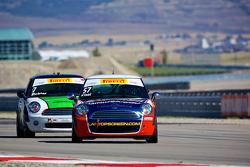 #57 Racing.ca Mini Cooper: Andrei Kisel