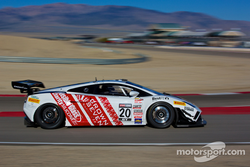 #20 Laguna crown Lamborghini Gallardo FL2: Andy Lee