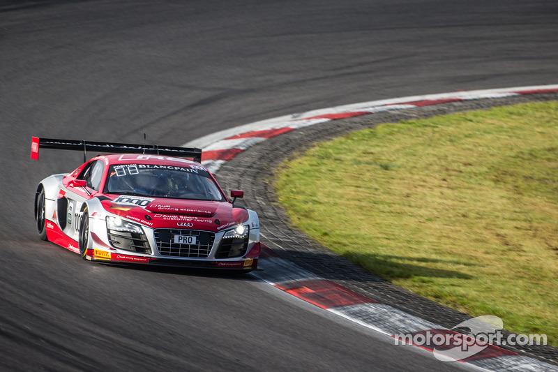 #1000 奥迪 Race Experience 奥迪 R8 LMS Ultra: 迪迪尔·屈什, 拉哈尔·弗莱, 尼科·穆勒