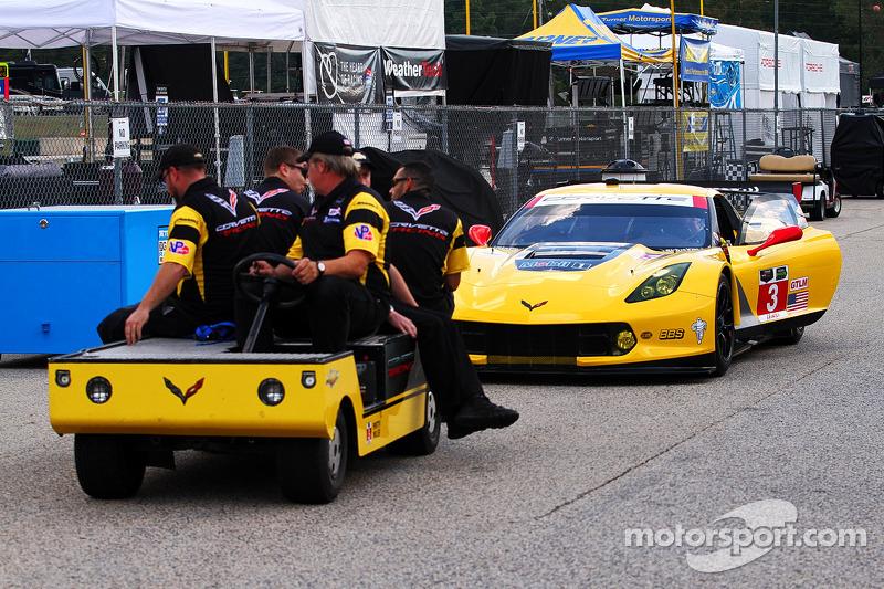 #3 雪佛兰克尔维特 Racing 雪佛兰 雪佛兰克尔维特 C7 Z06