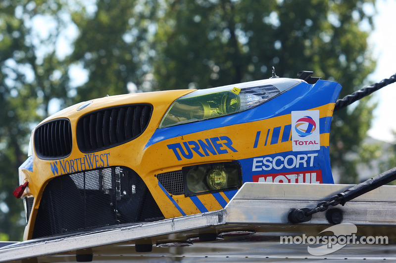#94 Turner Motorsport BMW Z4 bodywork