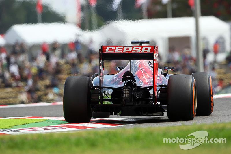 Макс Ферстаппен, Toro Rosso STR9 Renault