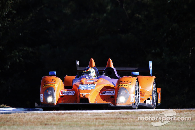 #25 8Star Motorsports Oreca FLM09 雪佛兰: 埃里克·卢克斯, 希恩·雷霍尔, 汤姆·金博-史密斯