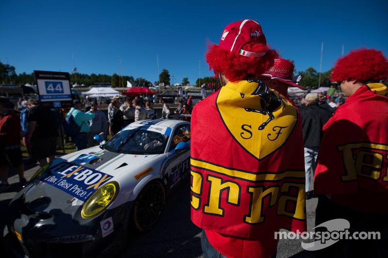 Ferrari taraftarları
