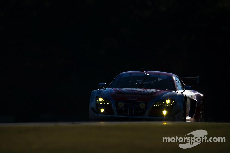 #35 Flying Lizard Motorsports Audi R8 LMS: Seth Neiman, Dion von Moltke, Alessandro Latif