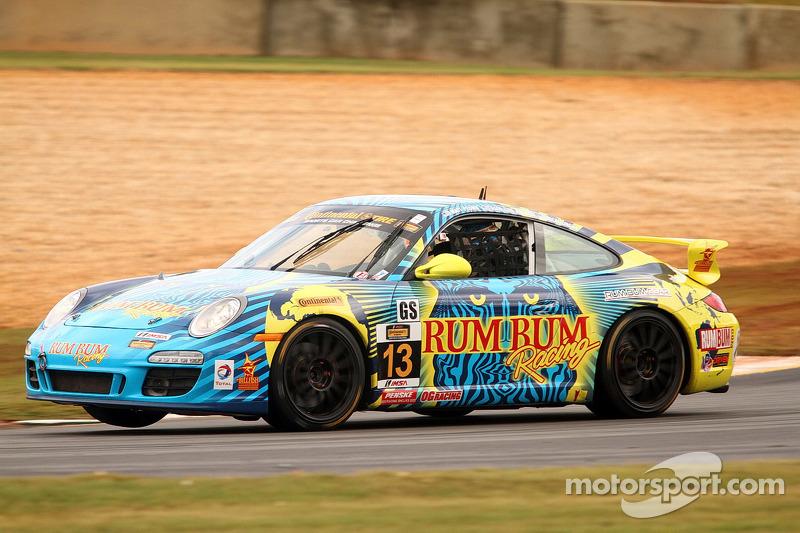 #13 Rum Bum Racing 保时捷 997: 马特·普拉姆, 尼克·隆吉