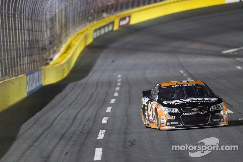 2014: Kurt Busch (Stewart/Haas-Chevrolet) mit 27,167 Sekunden