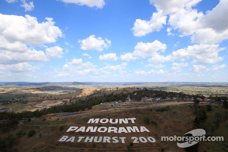 Monte Panorama desde arriba
