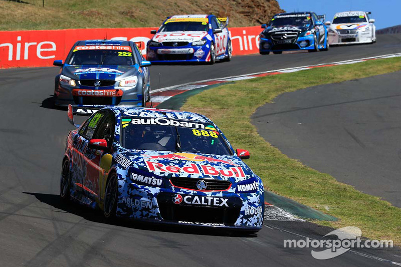 Craig Lowndes y Steve Richards