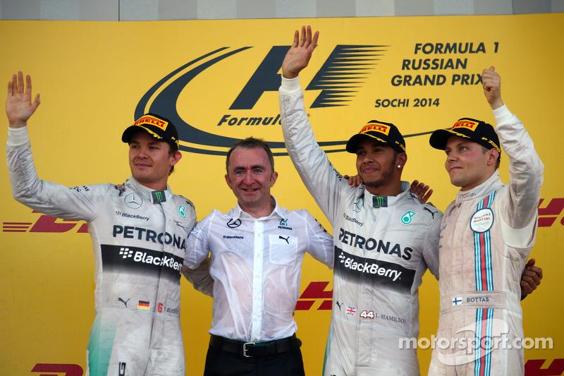 24 (2014) GP de Rusia Segundo lugar