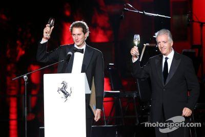 Ferrari viert 60 jaar in de USA