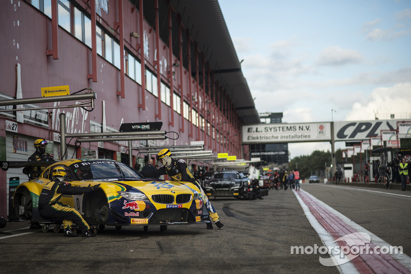 #0 BMW Sports Trophy Team Brasil BMW Z4