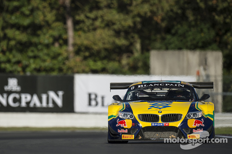 #0 BMW Sports Trophy Team Brasil BMW Z4: Cacá Bueno, Sergio Jimenez