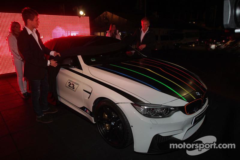 La edición de campeonato BMW M4 Marco Wittmann