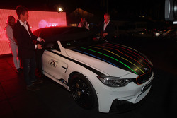 BMW M4, Marco Wittmann, Meister-Edition