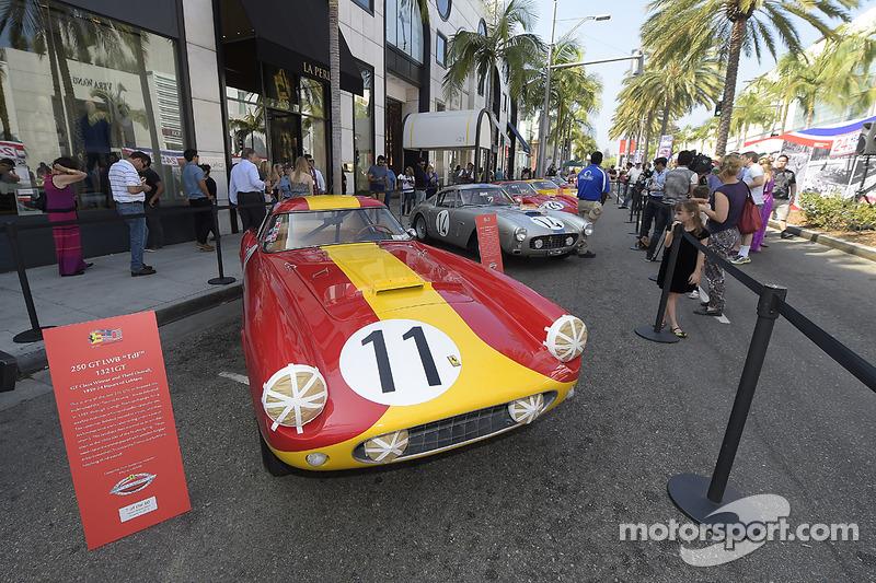 Ferrari 250GT LWB